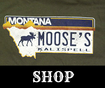 Moostly Mooses - Mooses Saloon - clothing and apparel in Kalispell MT